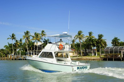 What Is A Sport Fishing Boat Pure Florida