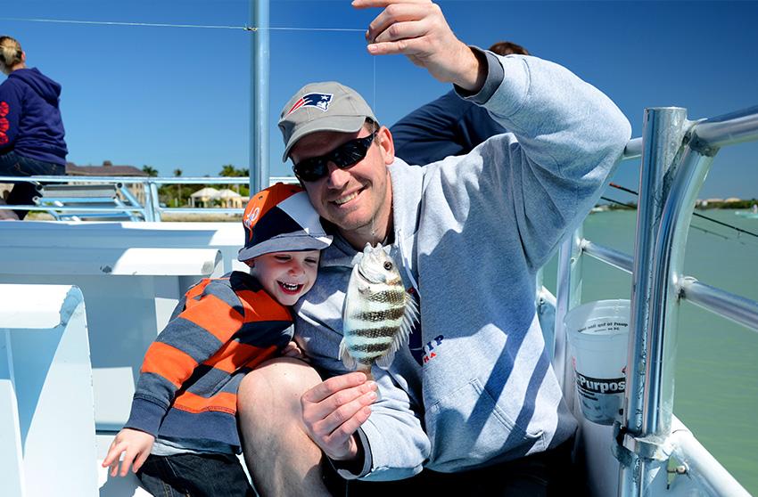 Fishing Trips & Charters