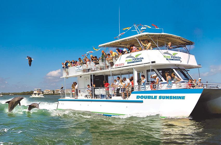 Sightseeing & Sunset Cruises