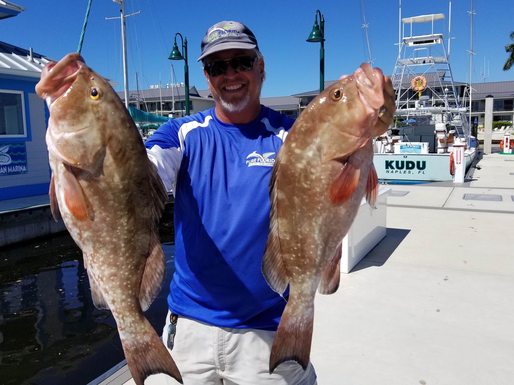 Deep Sea & Backwater Fishing